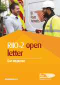 Our RIIO-2 Open Letter Response
