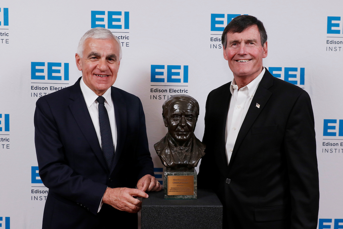 Edison Electric Institute (EEI) International Edison Award 2019