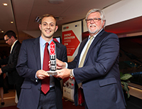 Low carbon project of the year at the East of England Energy Group's awards